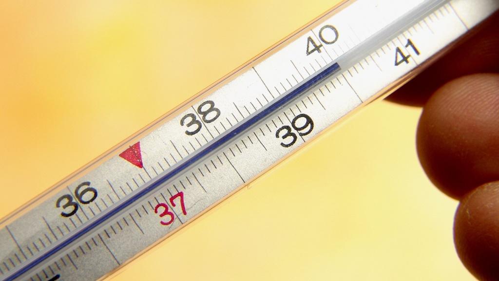 высокая температура, лихорадка, фебрильные судороги